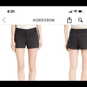 Alice + Olivia Tailored Shorts